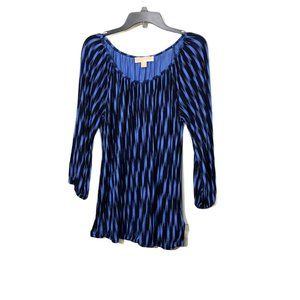 Micheal Kors Peasant Top Size Small